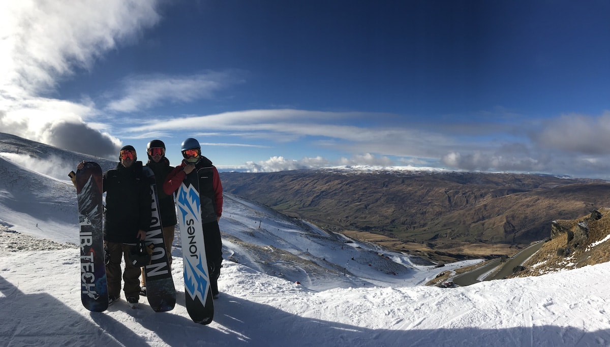 ski instructor courses in new zealand - my experience 5