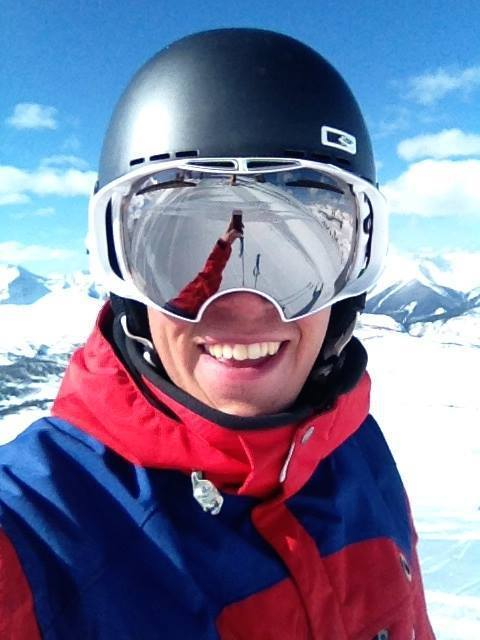 Andrew, Ski Instructor in Canada
