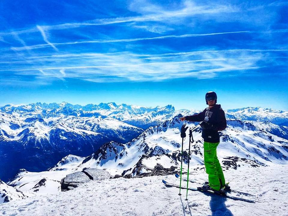 How to Become a Ski Instructor, from Israel to a Career in Canada | 2018