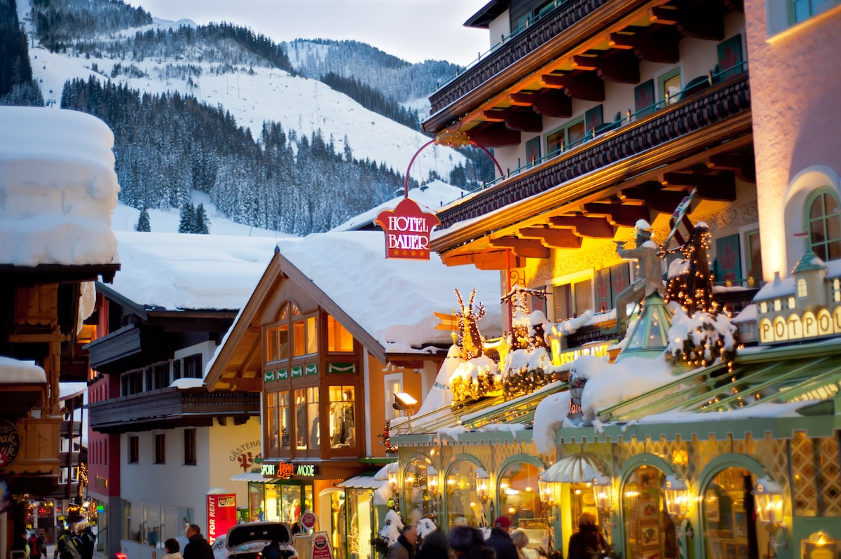 How To Become A Ski Instructor In Austria