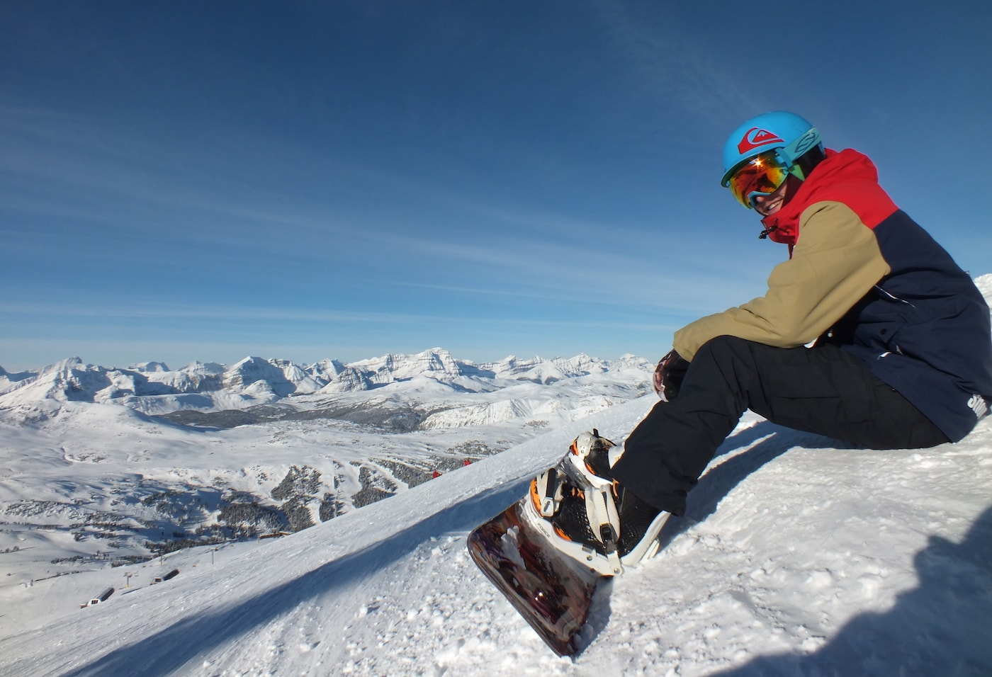 How To Become A Snowboard Instructor In Canada In 2019