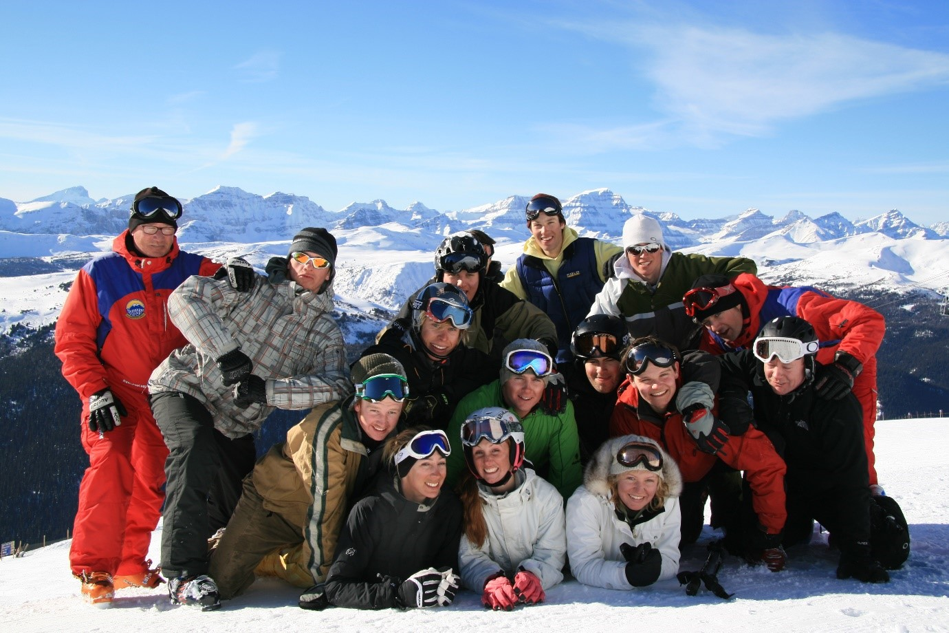 Ski Instructor Courses in Canada - Banff