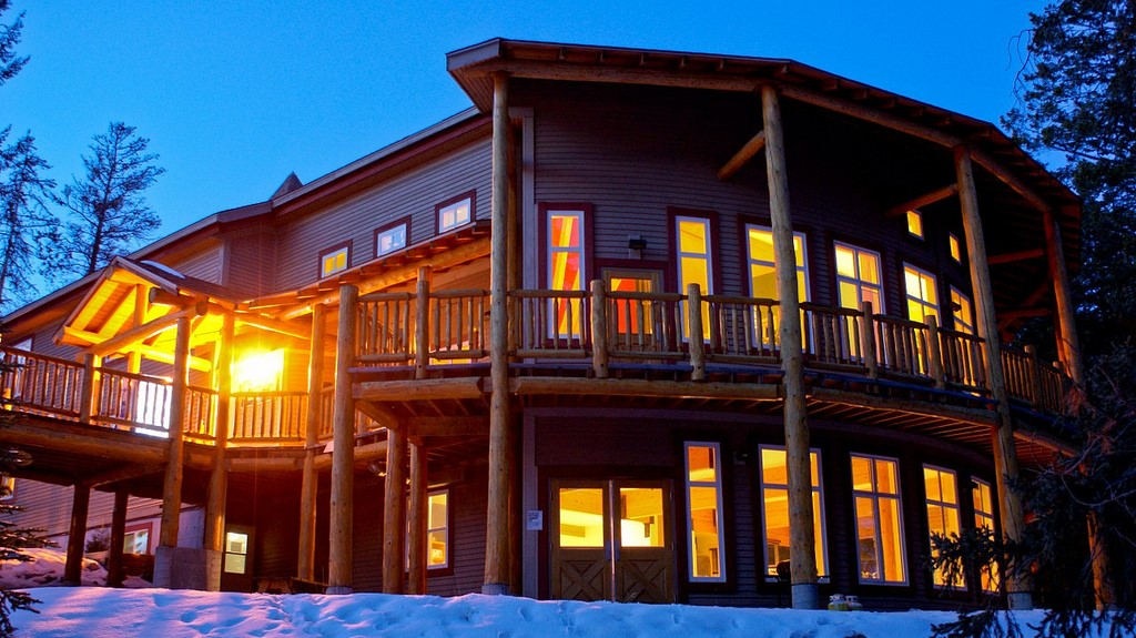 Ski Instructor Course Accommodation - Exterior