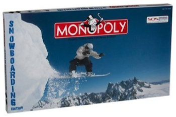 Xmas Gifts for The Skier or Snowboarder